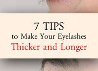thicker eyelashes