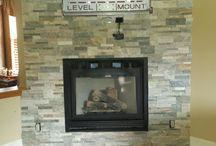 ledger stone / natural stone panels used to create a quick groutless stone wall, fireplace or other vertical surface. Check out the complete selection on our website or in our showrooms. www.conestogatile.com