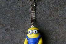 Nos porte clés / Retrouver notre collection de porte clés fait main avec de la pâte polymère Fimo sur notre boutique A little Market : http://www.alittlemarket.com/boutique/jl-bijoux-creation