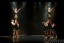 Cheerleading / Photos of #Swedish #Cheerleaders taken by me #Fotolillan #Cheerleading