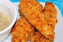 Chicken tenders bake