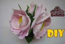 fiori porcellana