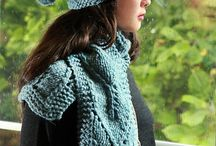 Styling the Aspen Hat & Scarf