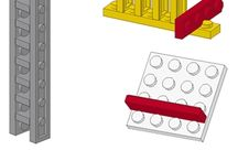 Lego - konstrukční nápady