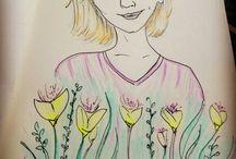 Ilustrações Maisa Regina Art