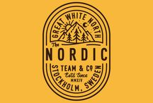 Identity/logo / by Sammy Suave