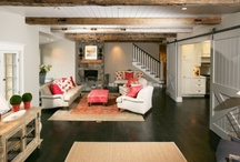 Home - Basement / Renovated Basement / by Grace Pugh