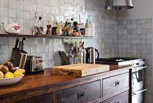 Make a kitchen