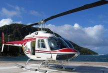 Helicopter Flights to/from Sandals Whitehouse