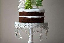 kerst taarten