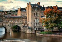 City of Bath, England / Why not enjoy a day trip from London to Windsor Castle, Roman Baths and Pump Room. http://bit.ly/WhFOse