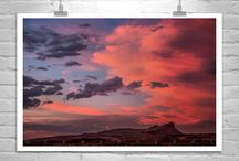 Sky and Landscapes