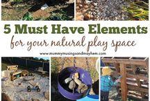 ELC Play Spaces
