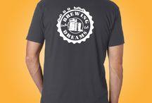 Craft Beer Shirts / Craft Beer T-Shirts / by Craftin CA