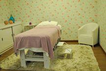 ideias sala de depilação