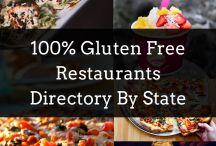 100% Gluten Free Restaurants Accross the nationross