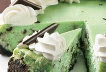 Peppermint Cheesecakes!!!!!!!!