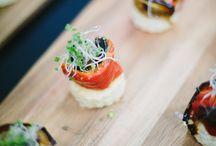 Wedding Food / Gay Wedding Day
