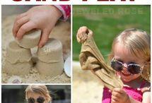 Playcentre | Sand