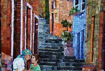 Mosaicos / by Haudrey Miranda de Paiva