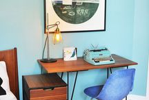 Workspace Ideas / Ideas for my future work space at home
