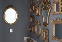 Mirrors wall