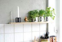 Køkken / Indretning