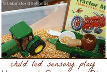 Tiempo de cosecha / Actividades e ideas relacionadas con las cosechas y la vendimia