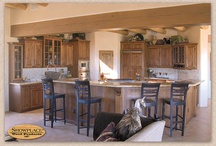Southwest Personality - Showplace Cabinets / Covington Door Style