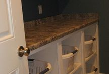Home building; Laundry/Mud Room / by Angie Wellman