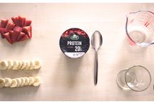 Arla Protein hacks / Quick and easy hacks for Arla Protein quark and yoghurts!