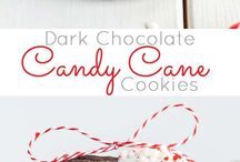 Christmas Cookie Recipes / Christmas Cookie Recipes that are great for serving or for Food Gifs.