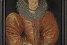 Wide 1585-ish cuffs