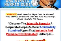 One Minute Herpes Cure Reviews