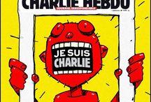 NOUS SOMMES CHARLIE / En tant que défenseur du droit des auteurs et de la création littéraire, Languedoc-Roussillon livre et lecture est solidaire de Charlie Hebdo. Ecrivains et illustrateurs du livre et de la presse partagent la même passion et les mêmes difficultés. Aujourd'hui, nous sommes tous en deuil… LR livre et lecture ouvre son site Internet et ses réseaux sociaux aux auteurs et illustrateurs de la région qui souhaiteraient s'exprimer avec leurs crayons. Envoyez vos contributions à contact@lr2l.fr