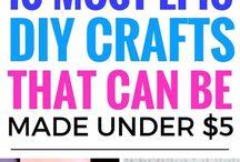 Random DIY and crafts