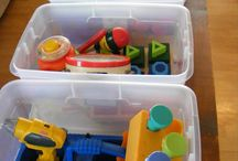 Kid's Toy Storage