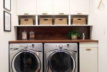 Laundry reno