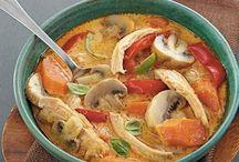 Les 10 plus belles soupes thaï coco