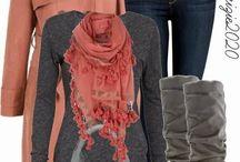 Fall Clothing / by Katrina Sullivan