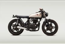 Motorcycles / Want! Someday will have one...