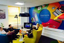 Claromentis HQ / Inside the head office of Claromentis