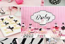 Baby Girl Shower Ideas / by techsytalk