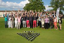 Trophée des Crus Classés de Saint-Emilion / 1ère compétition de golf autour de Grands Crus Classés de Saint-Emilion.