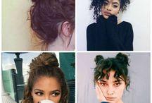 Peinados | Cabello chino