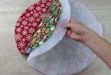 cesta fe tecido