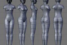 modelování