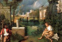 Hoge Renaissance ~ Giorgione