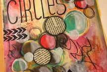 ...Journal - Circles... / by Janet S