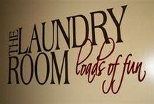 Laundry room/organizers